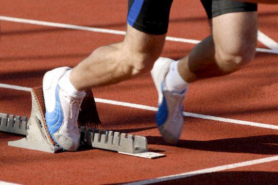 depart de sprint