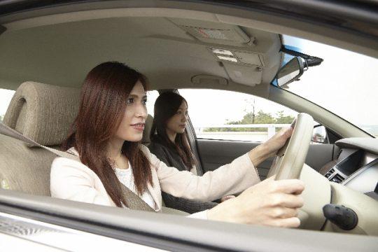 ドライブ_助手席